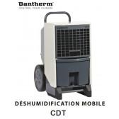 Déshumidificateur d'air mobile CDT40 de Dantherm