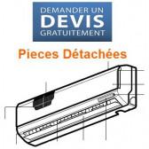 Demande de devis pour pièces détachées